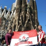 Sagrada Familia, Barcelona WT