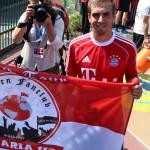 mit Philipp Lahm