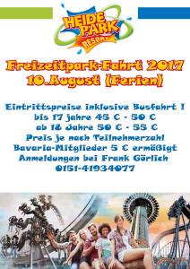 Freizeitpark 2017